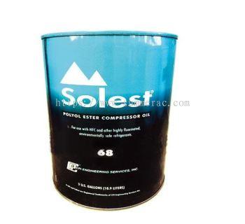 Solest POE  Compressor Oil 68HT