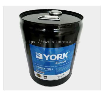 York POE Oil All Type