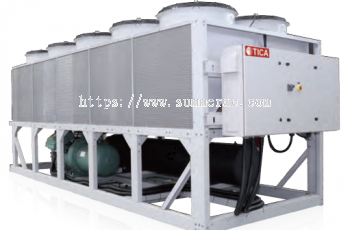 Tica Air-cooled Chiller Screw Type