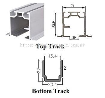 Multi Panel Slide & Fold Roller 150kg