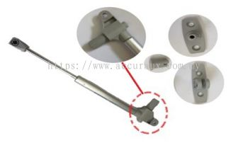 Gas Spring -  Automatic with Soft Closing Mechanism