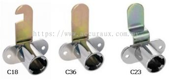 611#CL1 Back Fixing Cam Lock