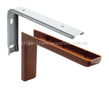 Wall Wooden Shelf Support