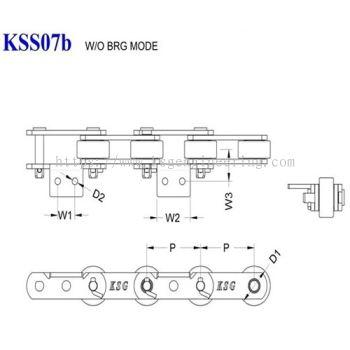 Auto Stripping Machine Conveyer Chain (KSS07B)