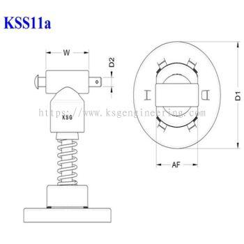 Single Former Holder Set (KSS11A)