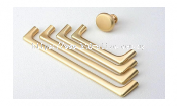 6011 - Gold 25mm