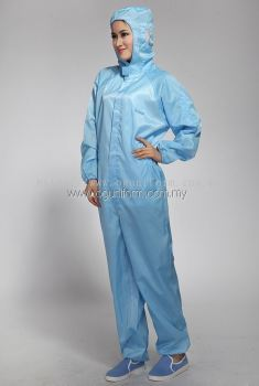 Coverall (Light Blue)