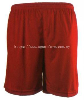 Short Track Bottom (9001EZ/178) (Red)