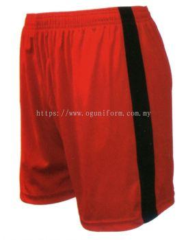 Short Track Bottom (9008EZ/178) (Red)