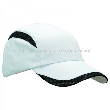 Super Mesh Cap (CP08E/76) (White)