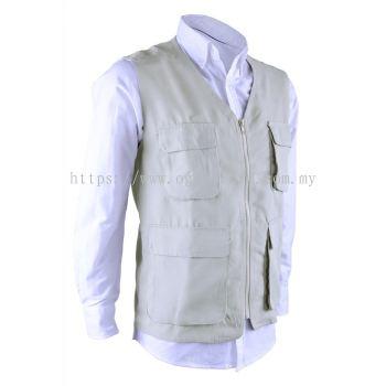 Executive Vest (Beige (17))