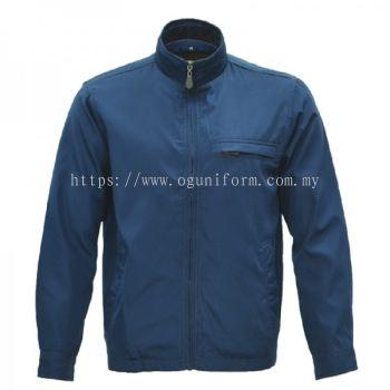Unisex Executive Jacket (J06E-470) Navy Blue (02)ES