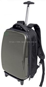 Multipurpose Hardshell Trolley Laptop Backpack (BL1905PG/2123)