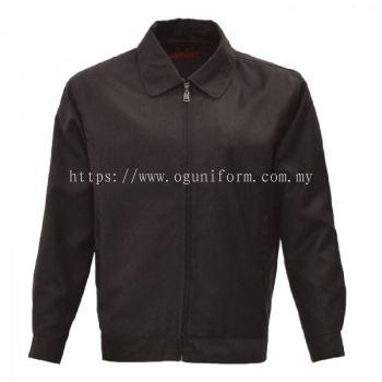 Unisex Executive Jacket (J02E-674) Black (01)ES