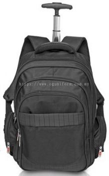 Trolley Laptop Backpack (BL2023PG/1169)