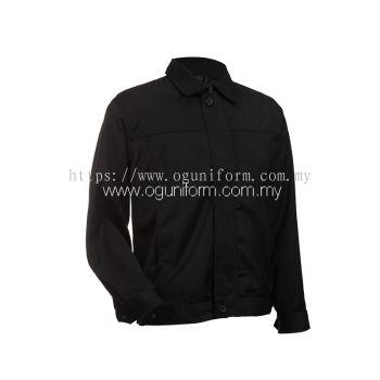 Unisex CEO Jacket (CJ01OS/782) Black Black (01)