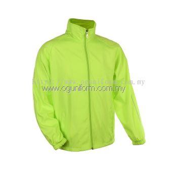 Unisex Jacket (WB06OS-343) Yellow(04)