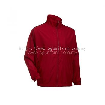 Unisex Jacket (WB05OS-439) Maroon