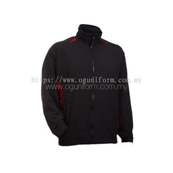 Unisex Jacket (WB04OS-428) Black