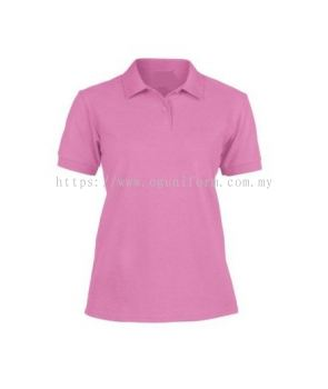 Female Collar-Tee (G73800L-M/191)
