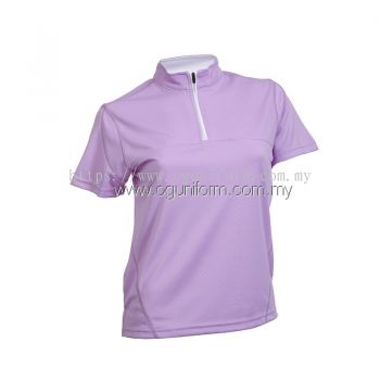 Female Collar-Tee (QD21OS/220)