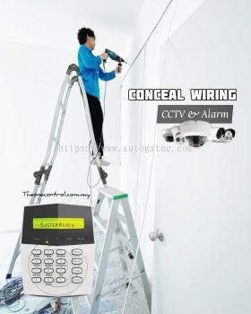 CCTV Alarm Installer
