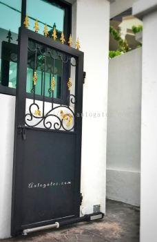 Classic Solid Autogate Dato house
