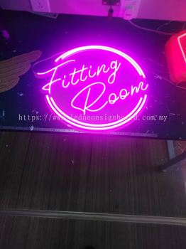 Led Neon (Fitting Room)