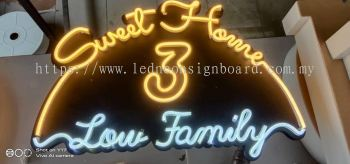 House Number Led Neon