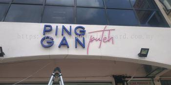 Pinggan Puteh Cafe @ Puchong