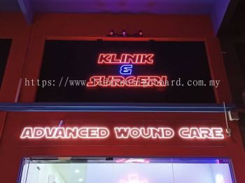 Led Neon Signage (Klinik & Surgeri)
