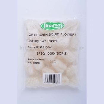 FSQF Squid Flower (1kg)