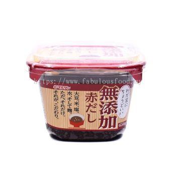 MARUSAN ADDICTIVE-FREE MUTENKA AKADASHI MISO (RED) 650G