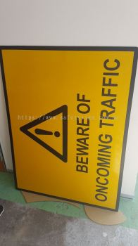 Reflective Stickers Signboard