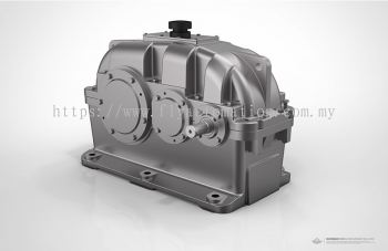 Z SERIES HELICAL PARALLEL SHAFT GEAR REDUCER