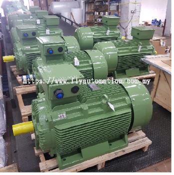 LEROY SOMER IE2&IE3 AC INDUCTION MOTOR