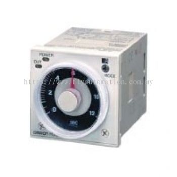 OMRON SOLID STATE TIMER H3CR