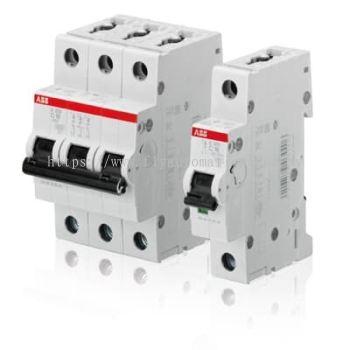 Miniature circuit breakers - MCBs