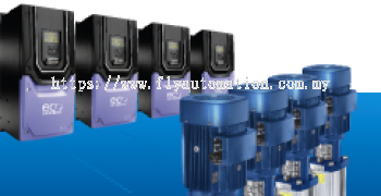 INVERTEK OPTIDRIVE Eco-PUMP DRIVES/INVERTER