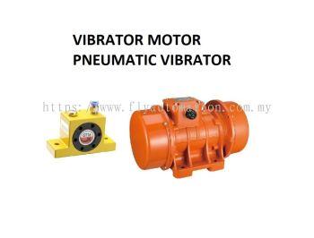 VIBRATOR MOTOR / PNEUMATIC VIBRATOR