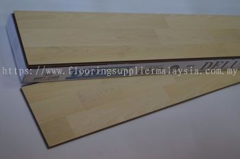 (D-1551) Laminate Flooring 8mm - Regal Maple