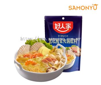 老坛酸菜火锅底料 300g