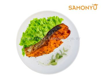 Marinated Smokey Salmon Slice 1pc (+-170g)