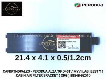 CAFBKTNDPALZO - PERODUA ALZA '09 D46T / MYVI LAGI BEST '11 CABIN AIR FILTER BRACKET ( ORG ) 88548-BZ