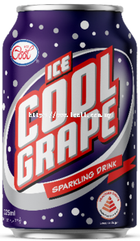Carbonated Grape 24 x 325ml
