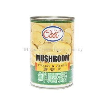 Ice Cool Mushroom Pieces & Stems 24 x 425g
