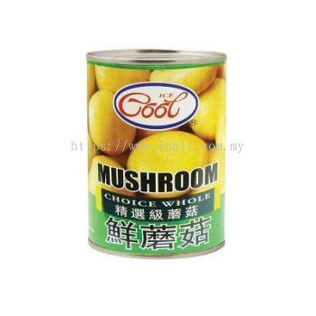 Ice Cool Mushroom Whole 24 x 425g