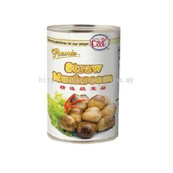 Ice Cool Straw Mushroom 24 x 425g