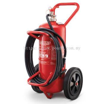 25kg ABC Dry Powder (Trolley Type)