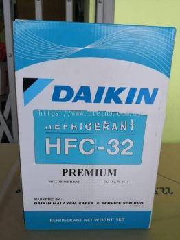 DAIKIN ARKEMA REFRIGERANT GAS R32